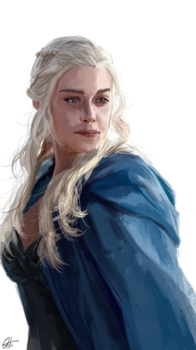 GoT Fanart - Daenerys