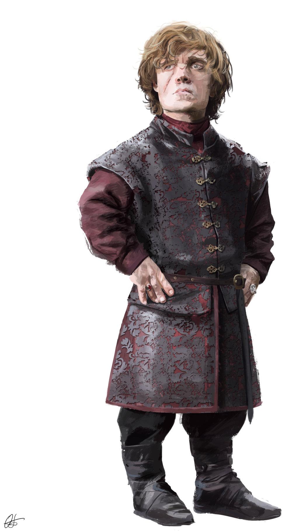 GoT Fanart - Tyrion Lannister