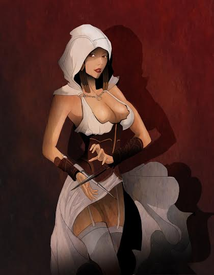Assassin's Creed Serqet