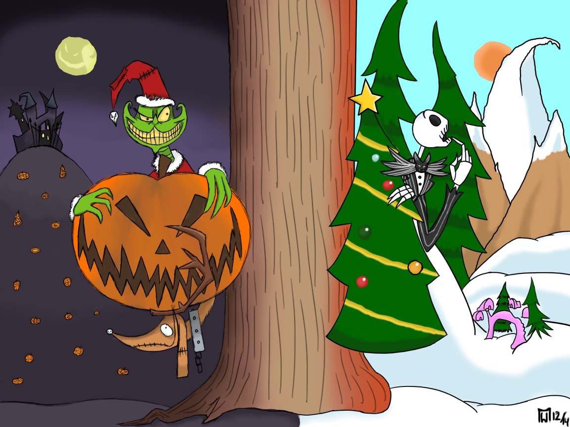Whose Whos in Halloweentown