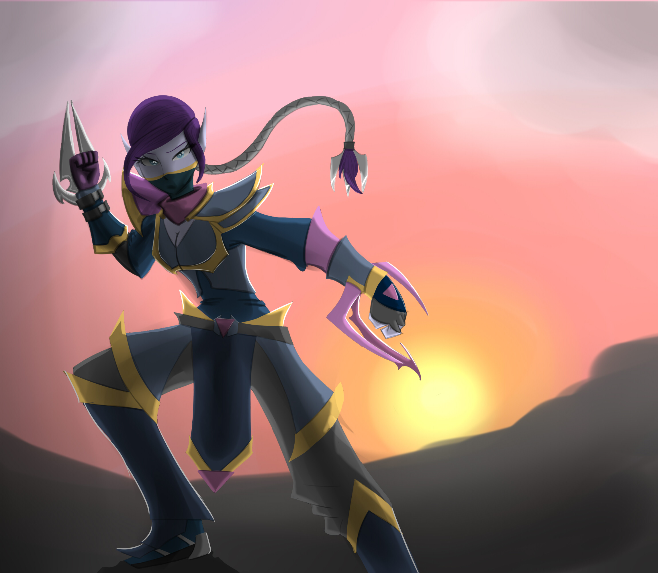 Another Templar Assassin