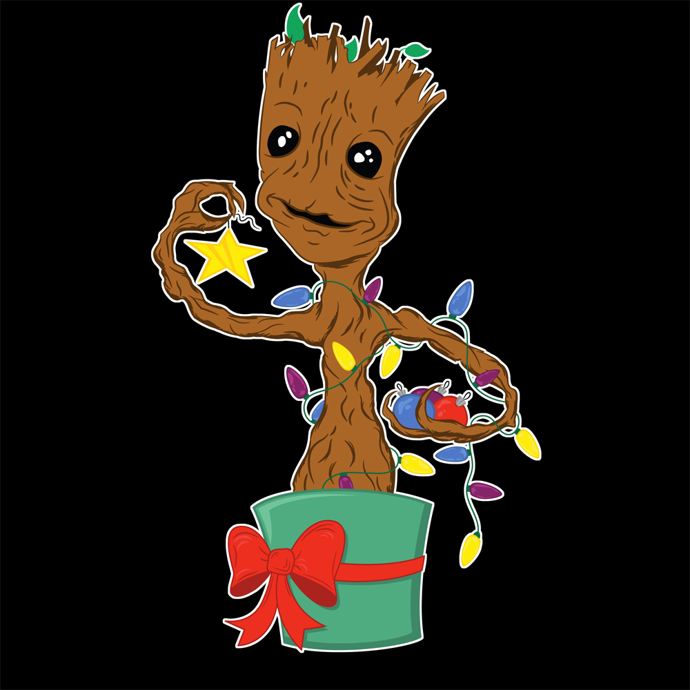 How The Groot Stole Christmas!