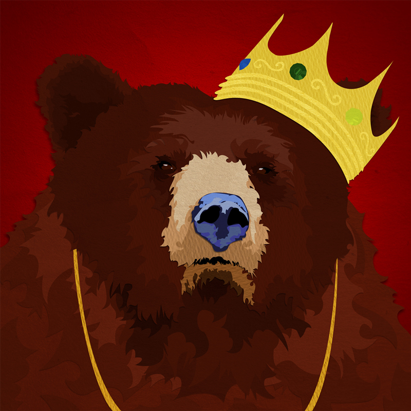Biggie Bear