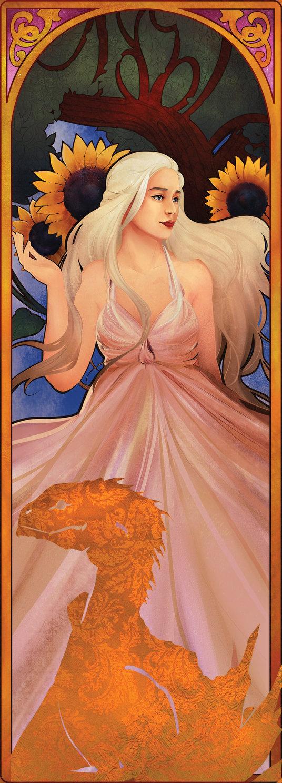 SUMMER: Daenerys