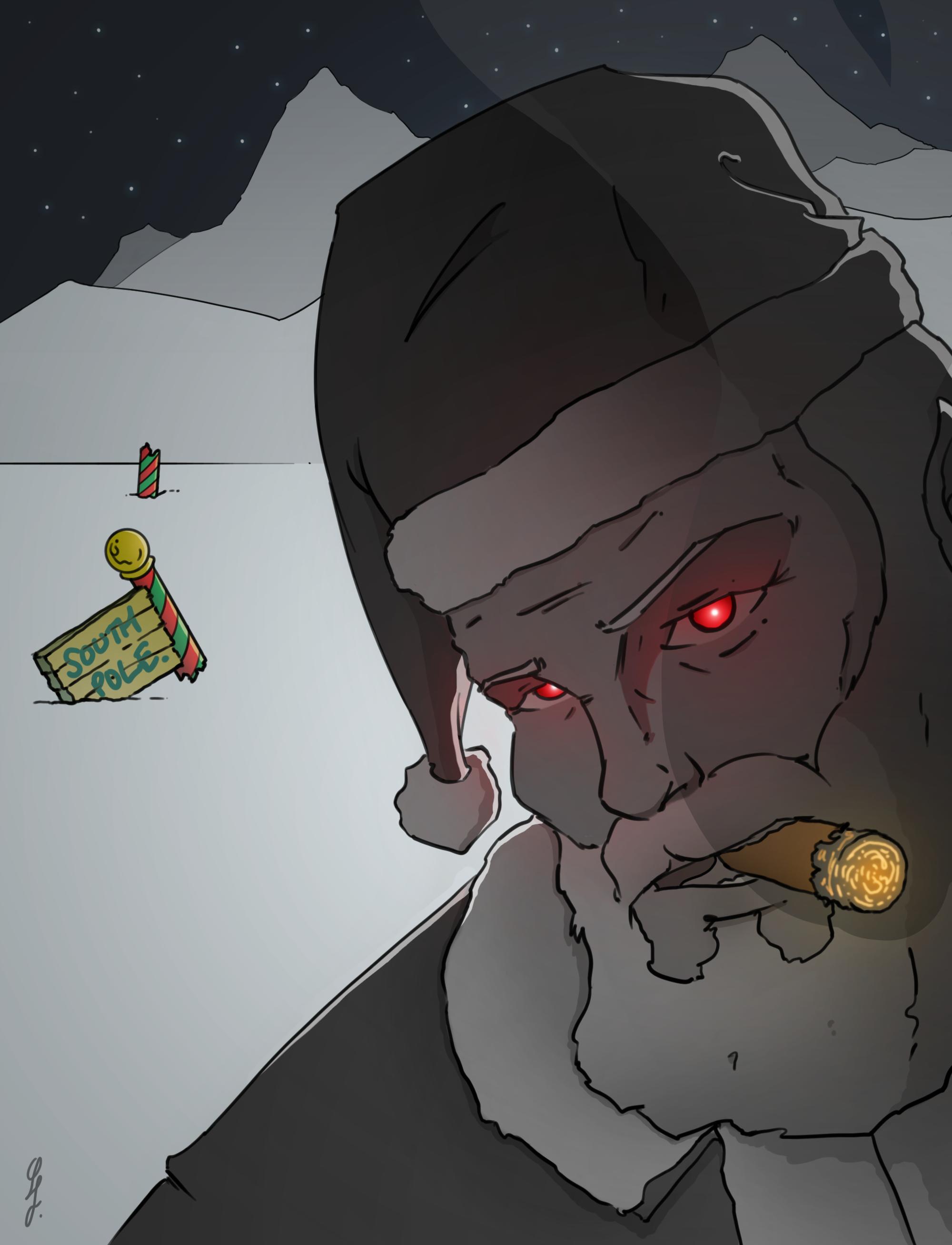 Dark Santa