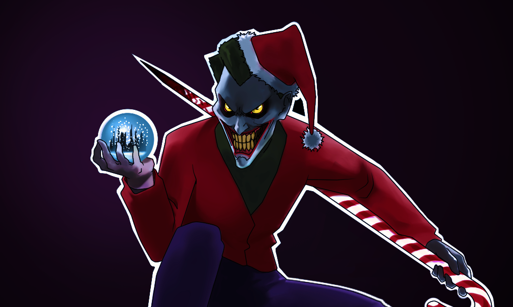 Christmas with The Joker! by PkBlitz on Newgrounds