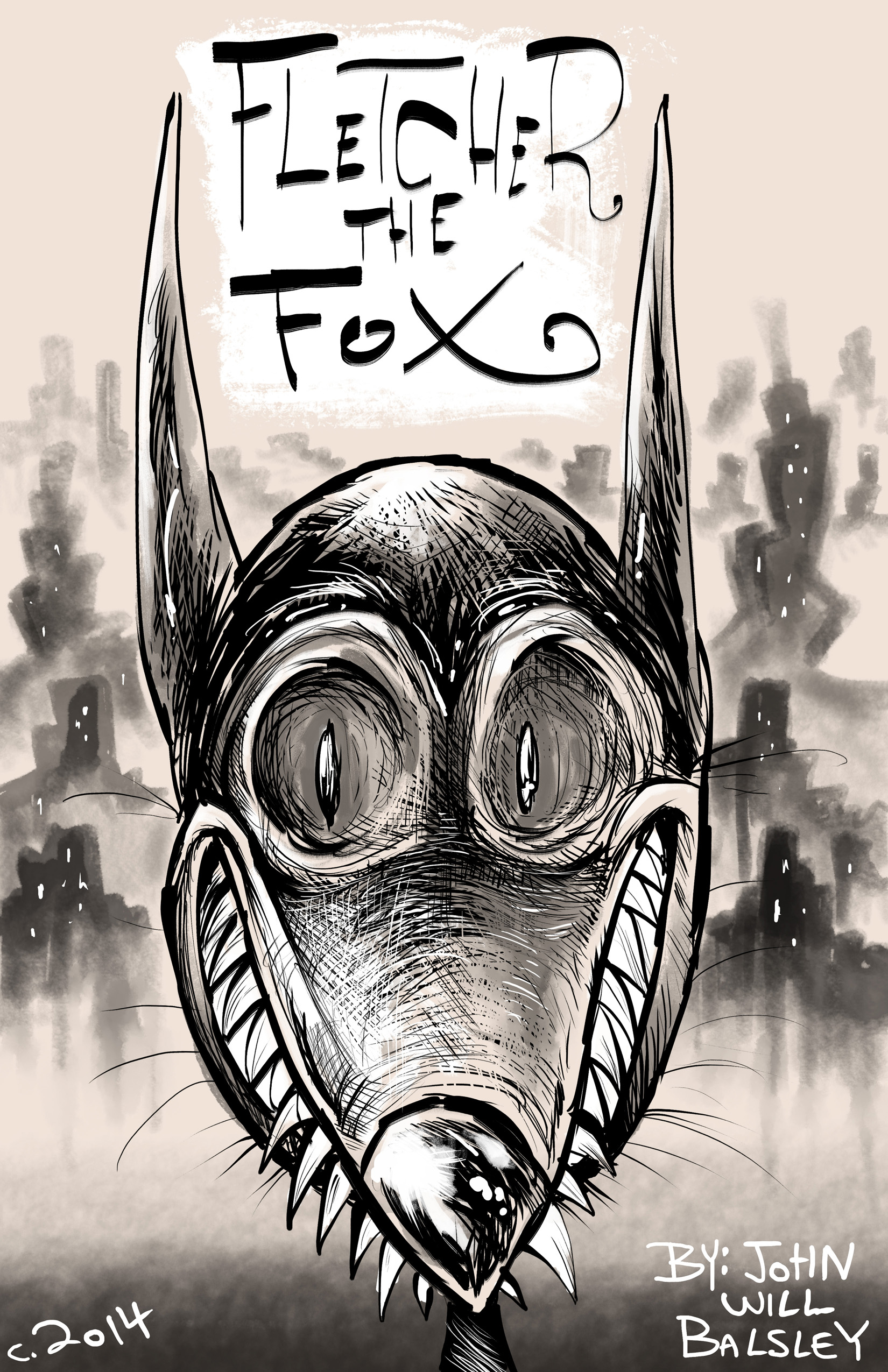 Fletcher the Fox cover