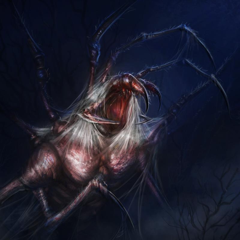 spidercreature