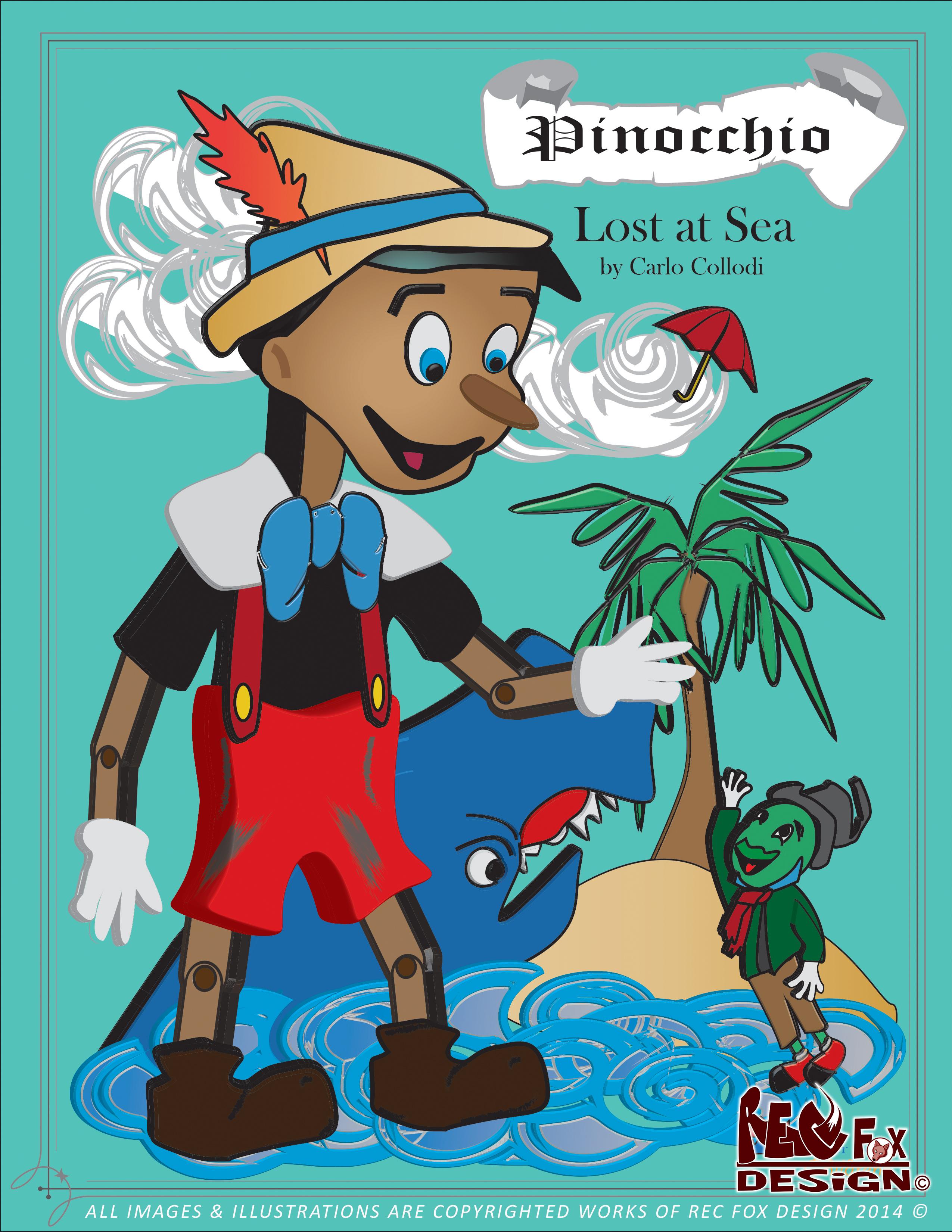 """Pinocchio"""" Lost at Sea"""""""