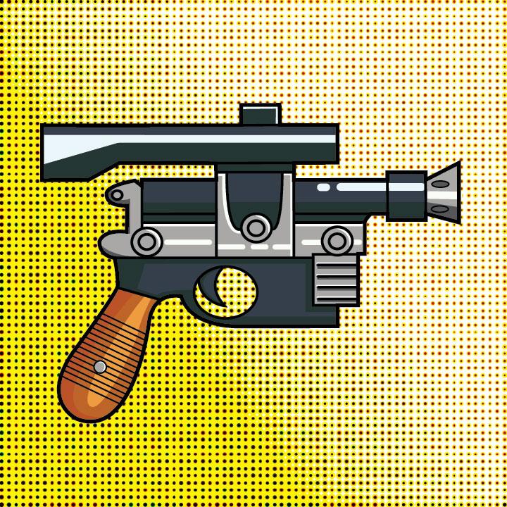 DL-44 Heavy Blaster