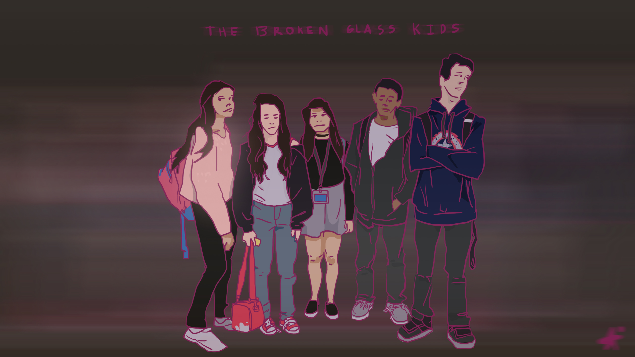 The Broken Glass Kids
