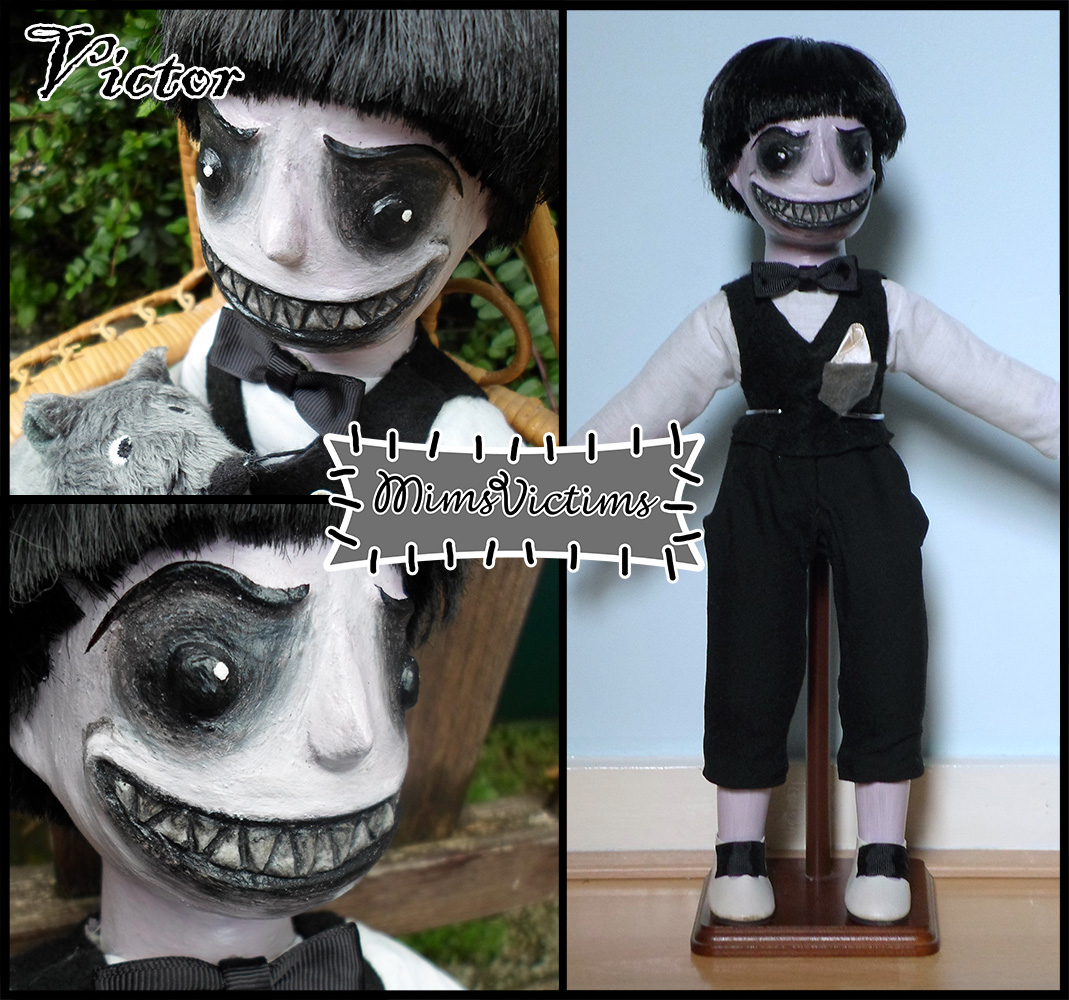 Victor doll