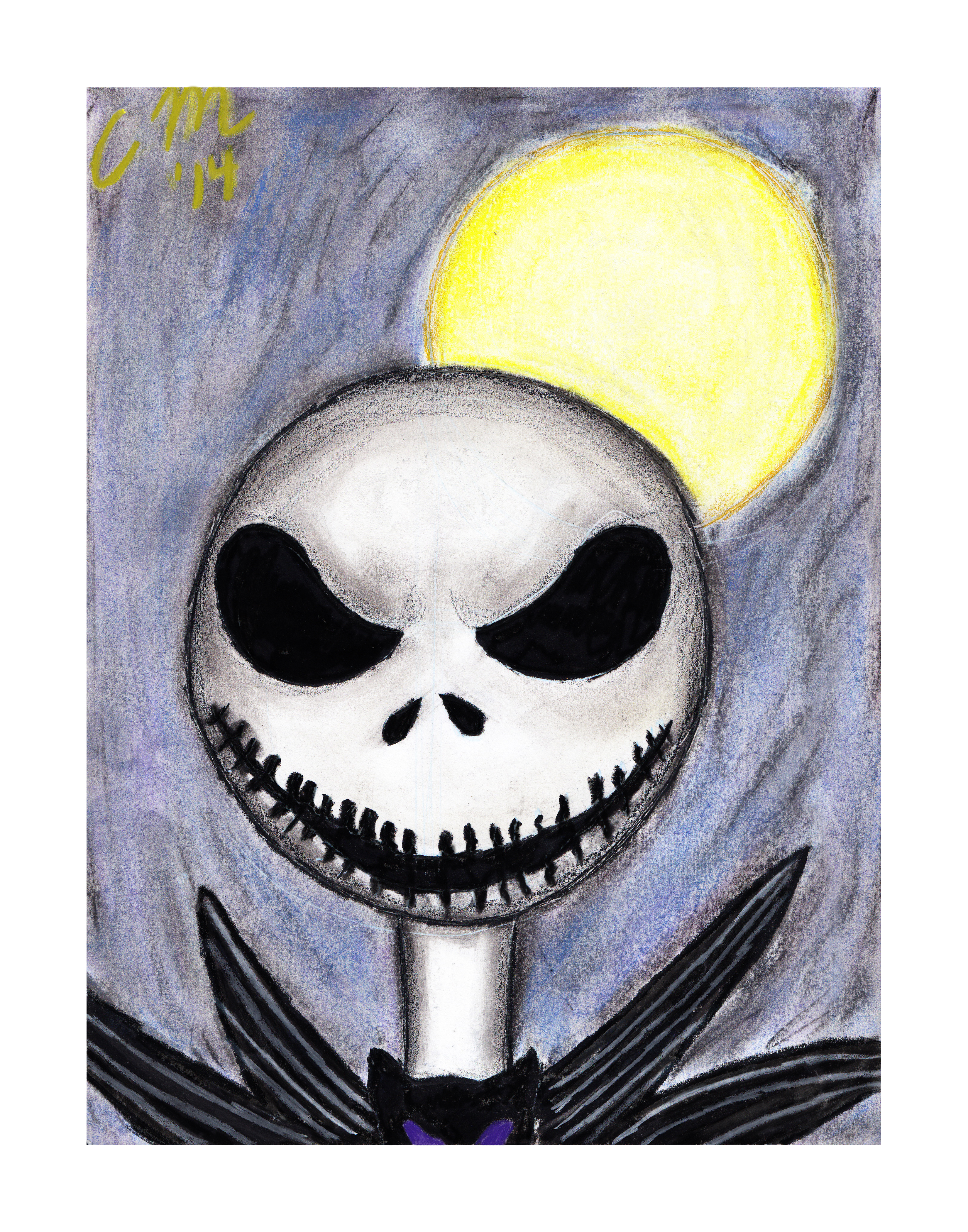 Jack Skellington Commission