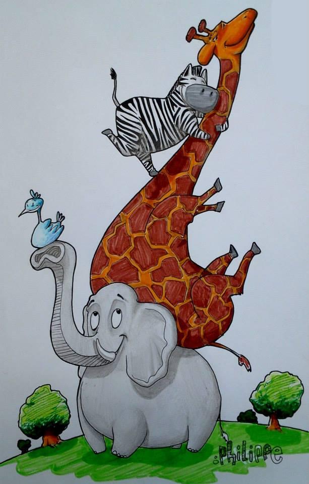 hug safari