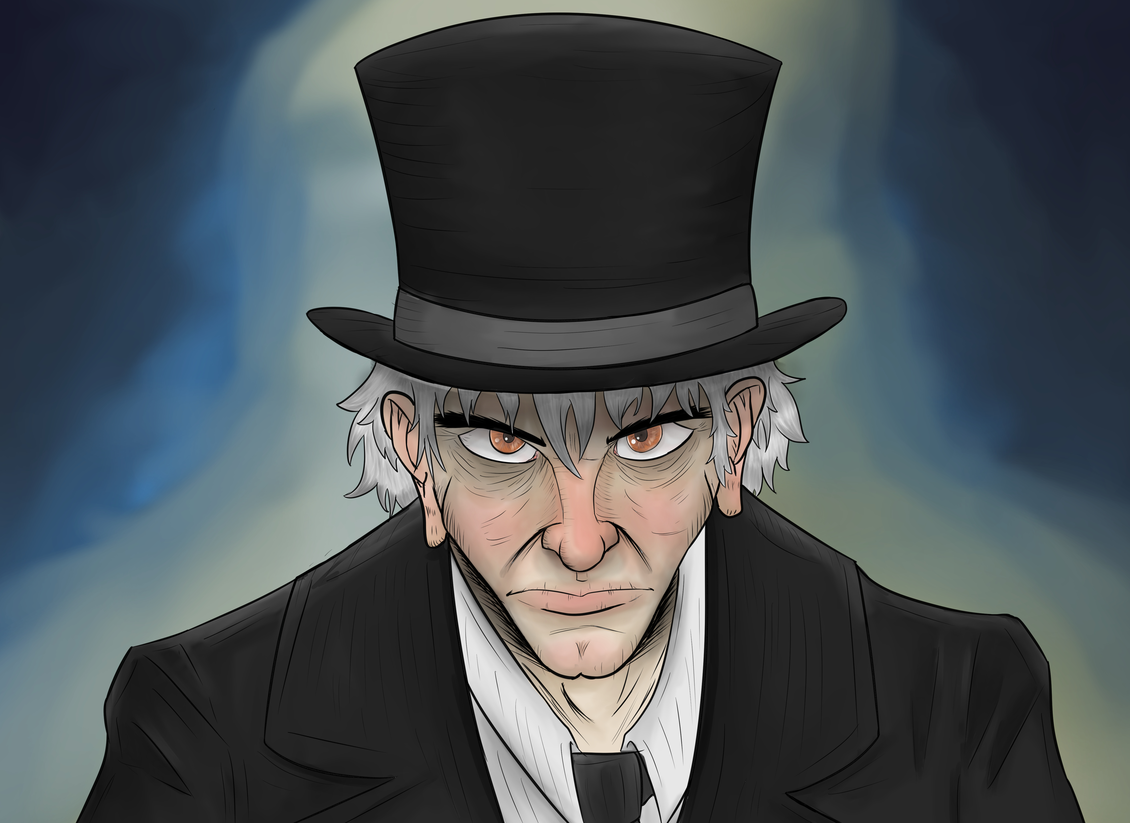 The Scrooge