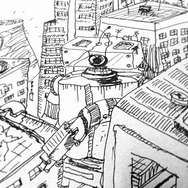 lucci robot