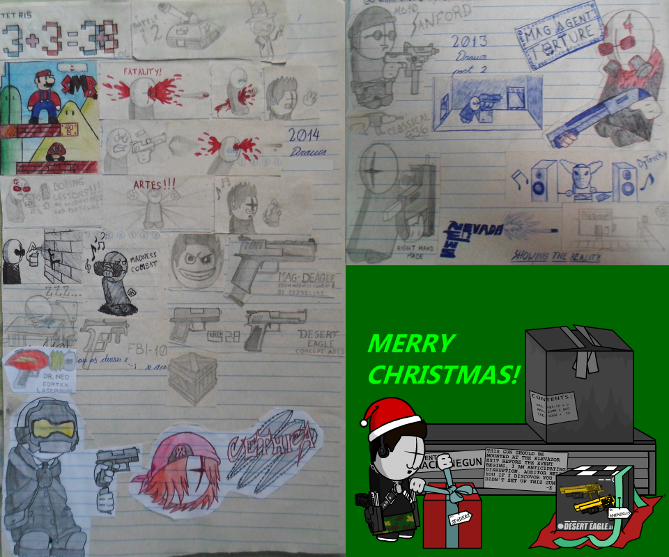 Random Mini-Draws 2014 [99E]