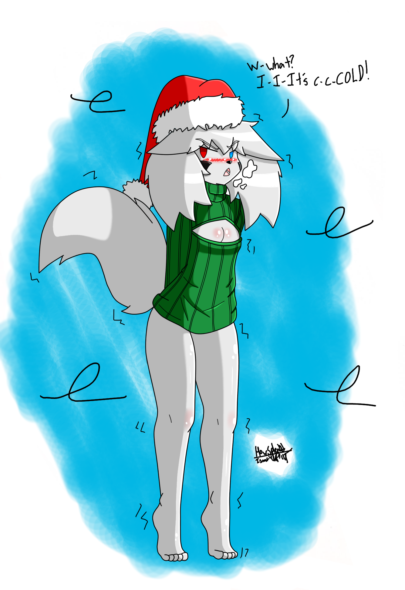 Christmas Sweater Digital