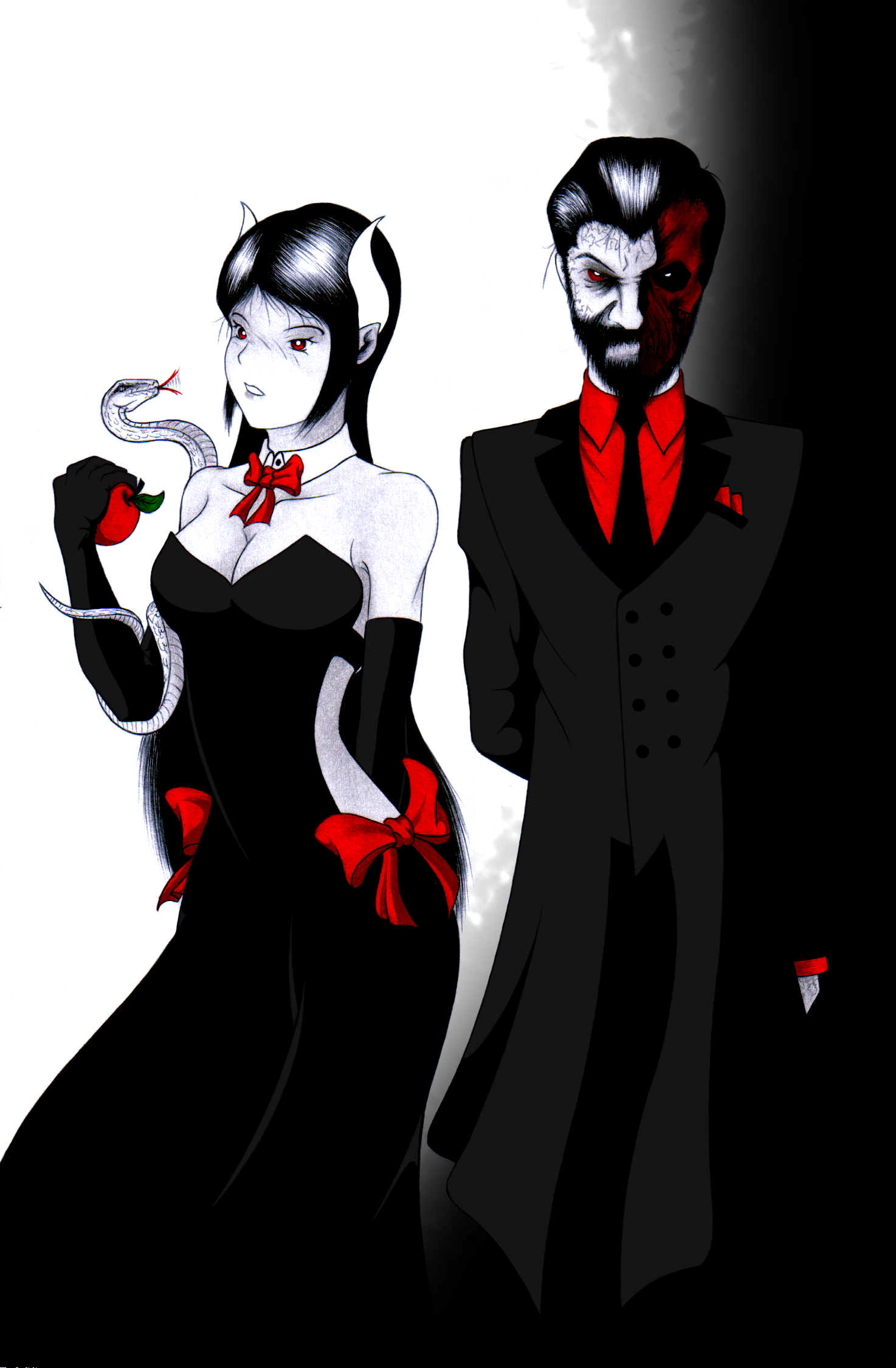 Cain and Lilith