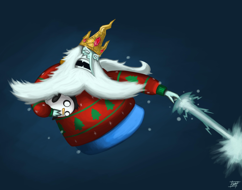 Christmas Ice King