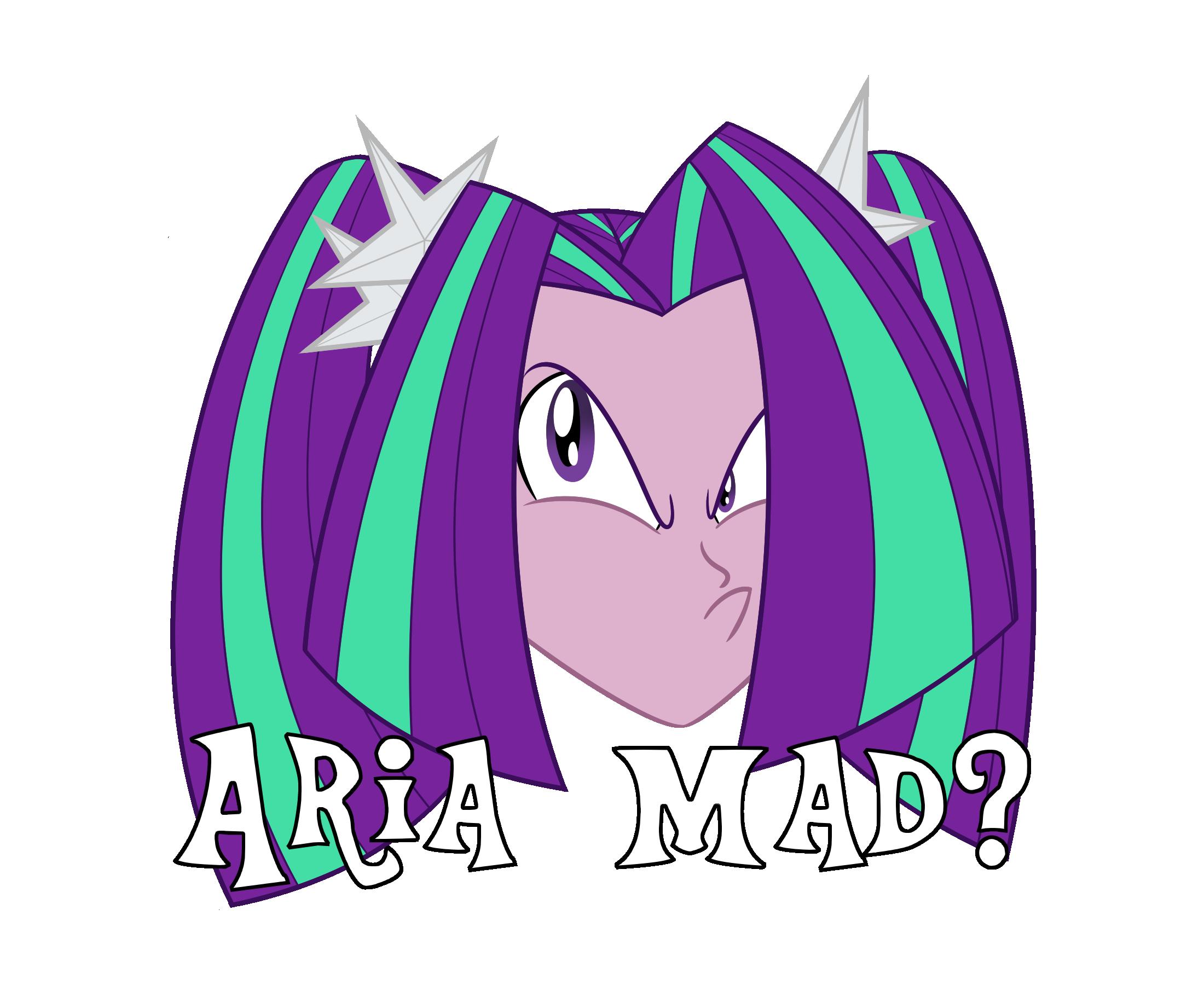 Aria Mad?