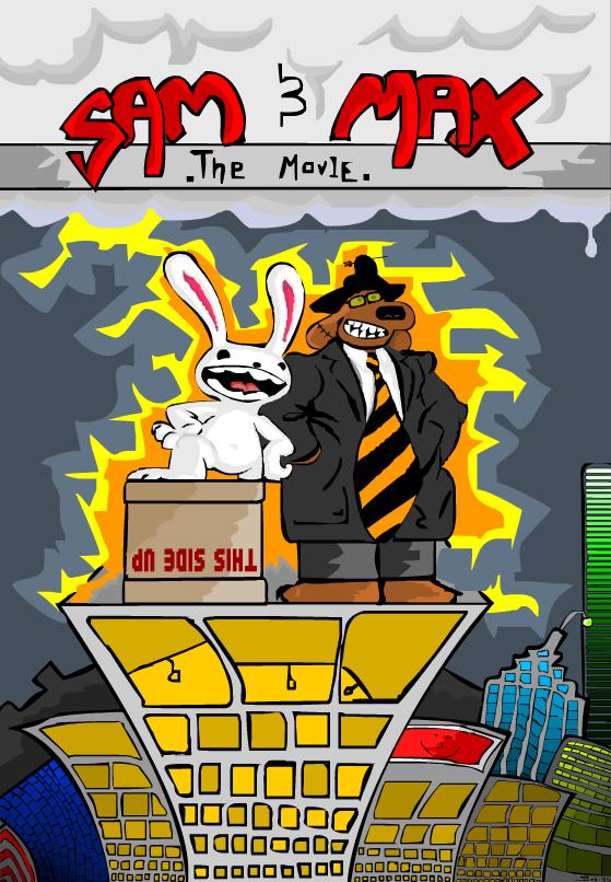 Sam & Max The Movie