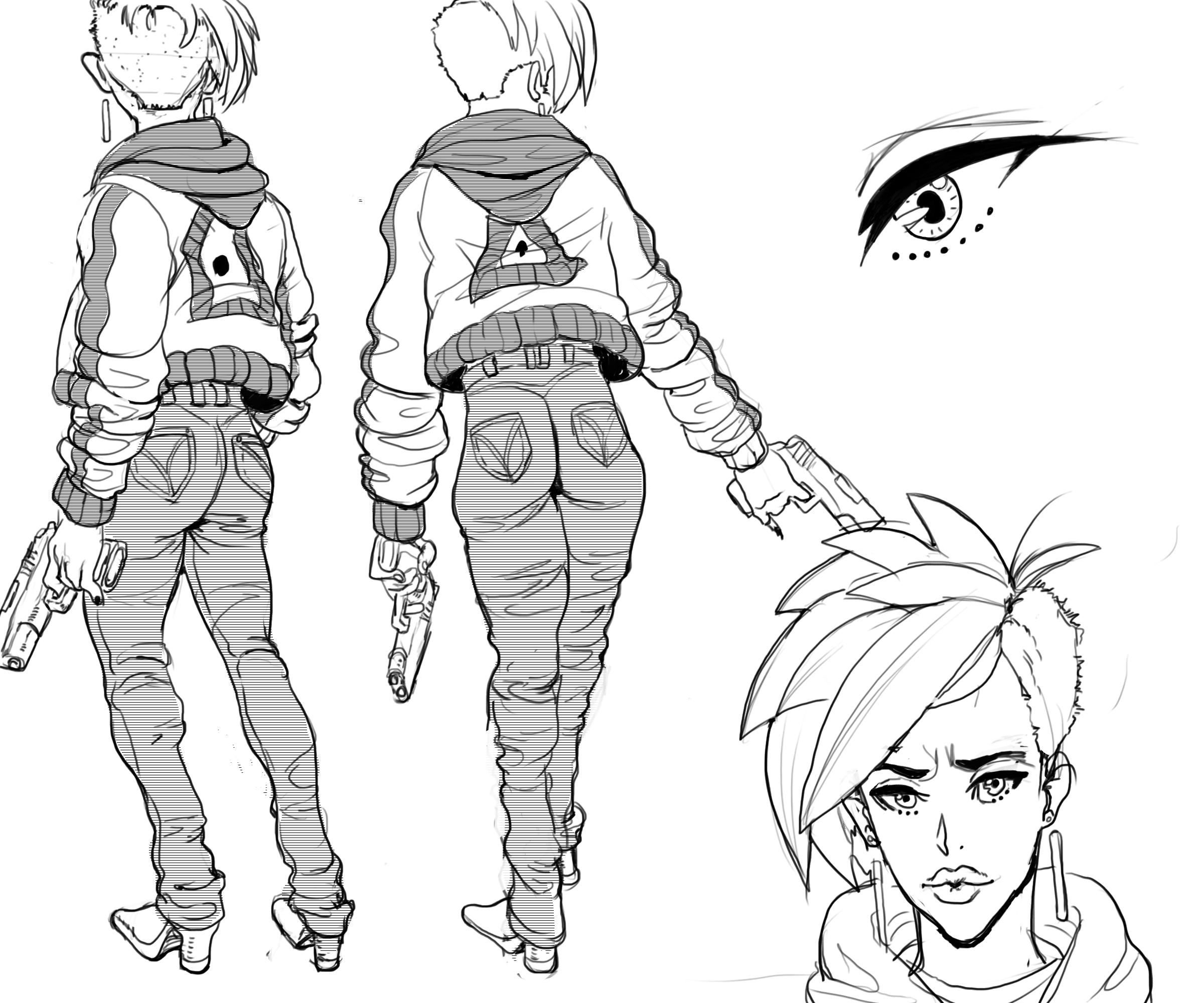 Bomber Girl