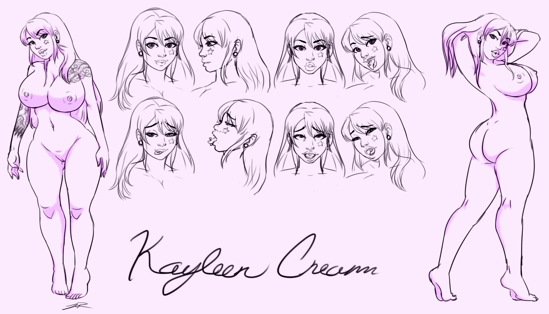 kayleen cream