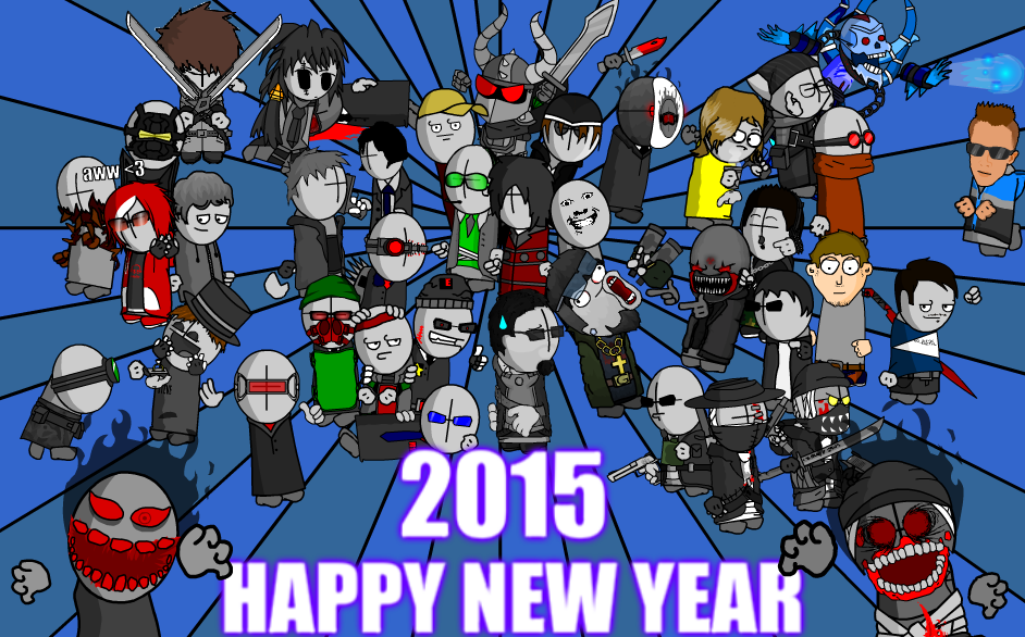 Madness Happy New Year 2015