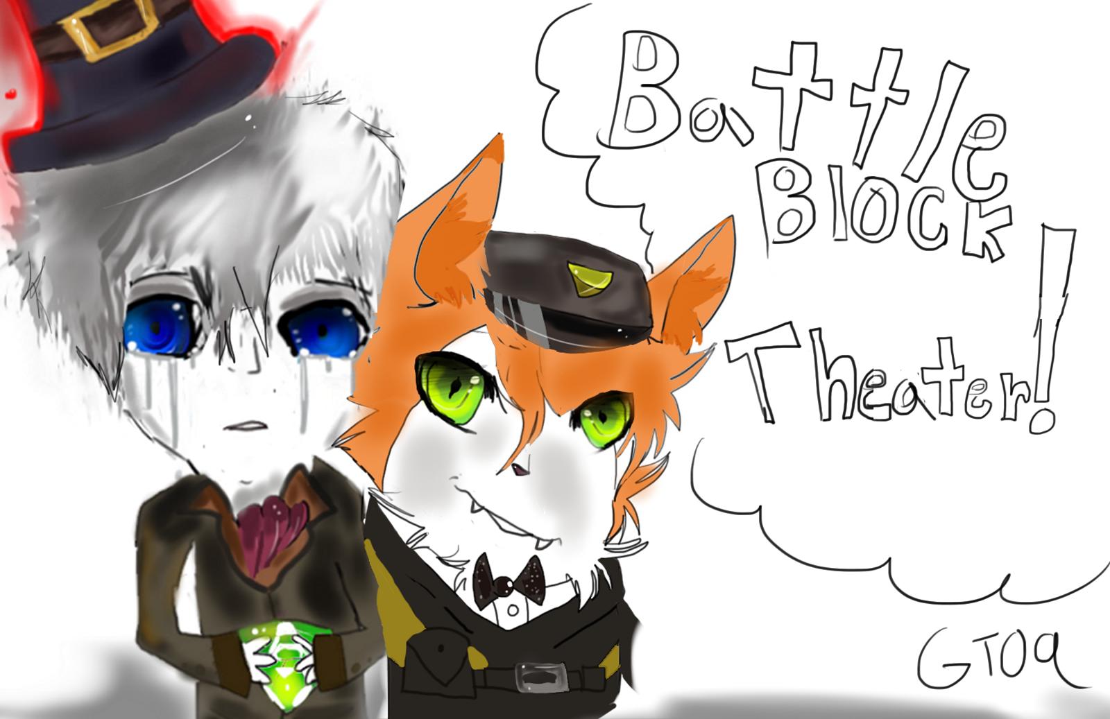 Battle Block Theater FanArt!