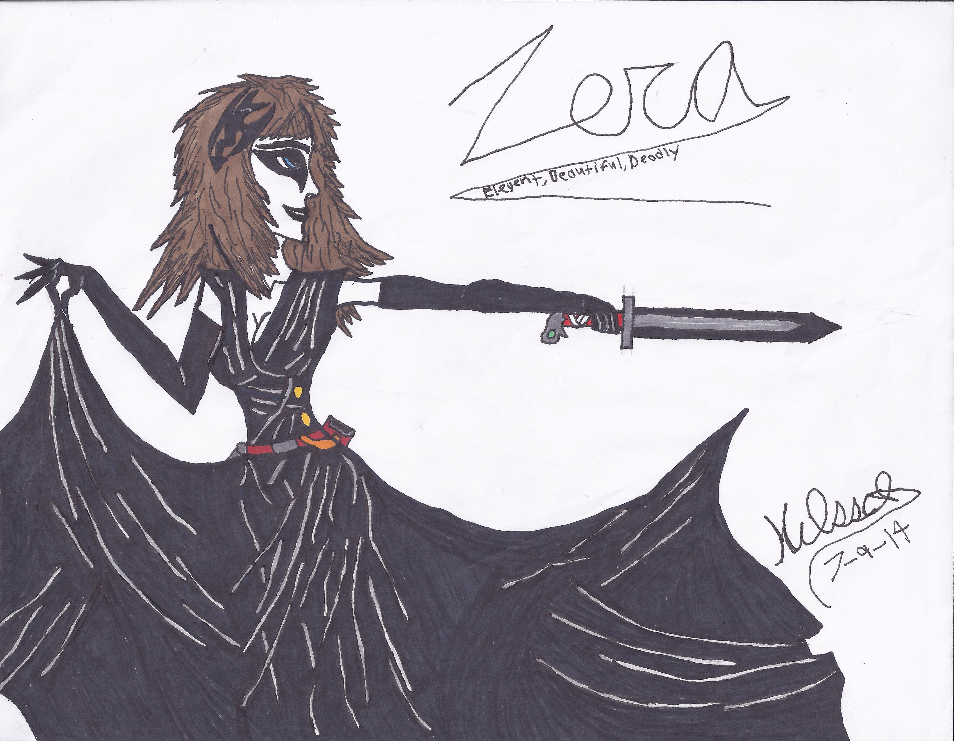 Zera (profile Pic)
