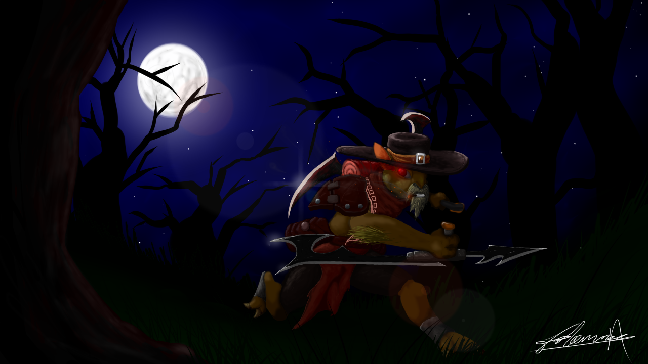 Night of Bounty Hunter