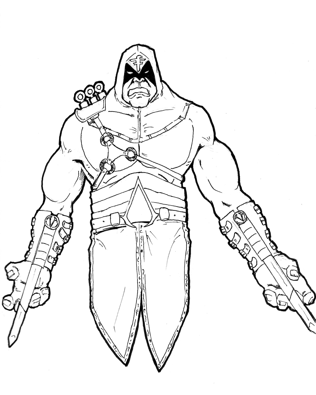 Brotherhood Hulk