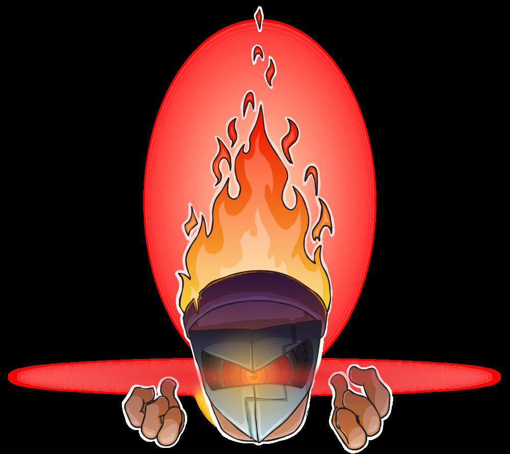 FlamingPaperCupLock 2015