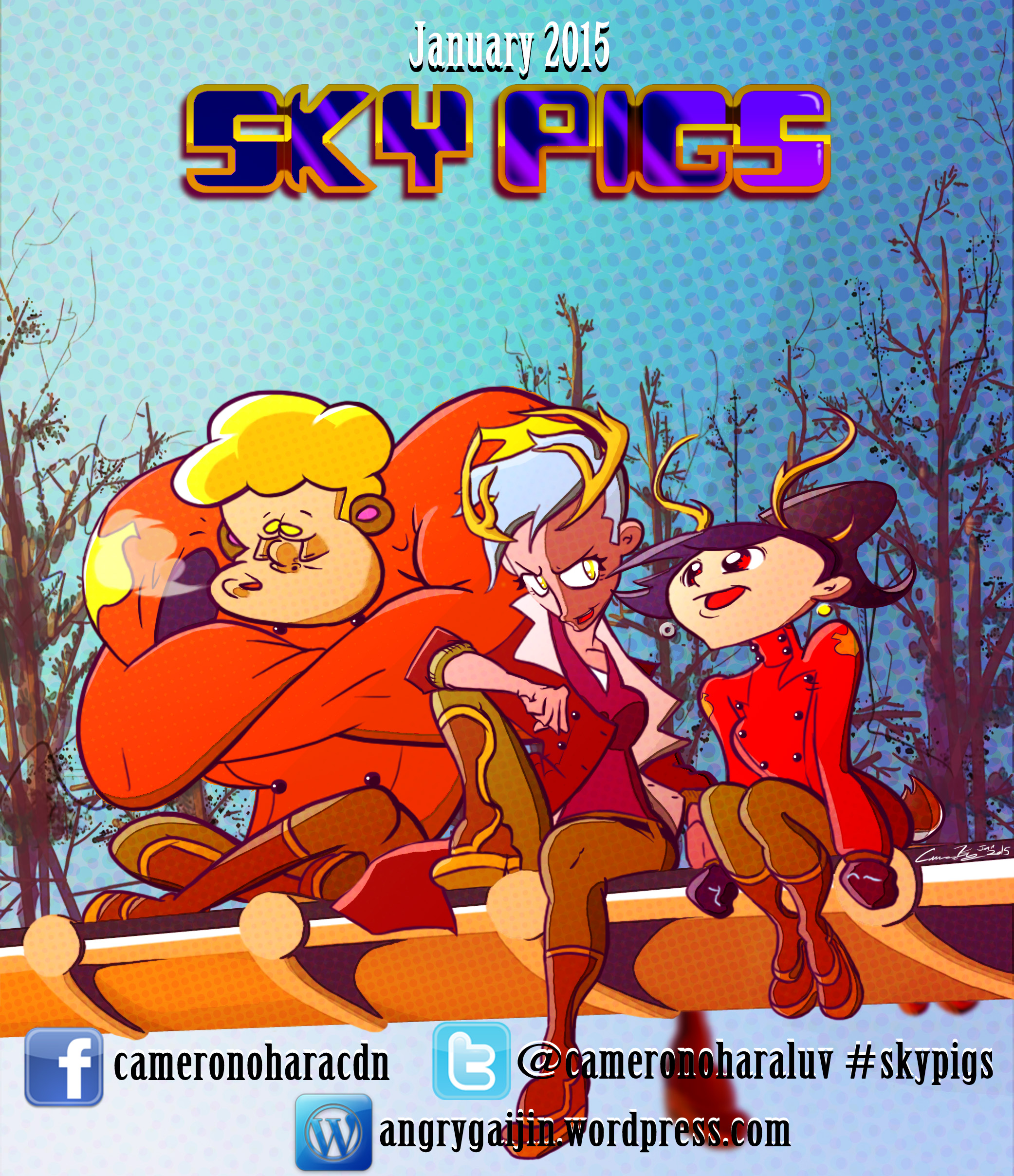 SKY PIGS - Cool Canada