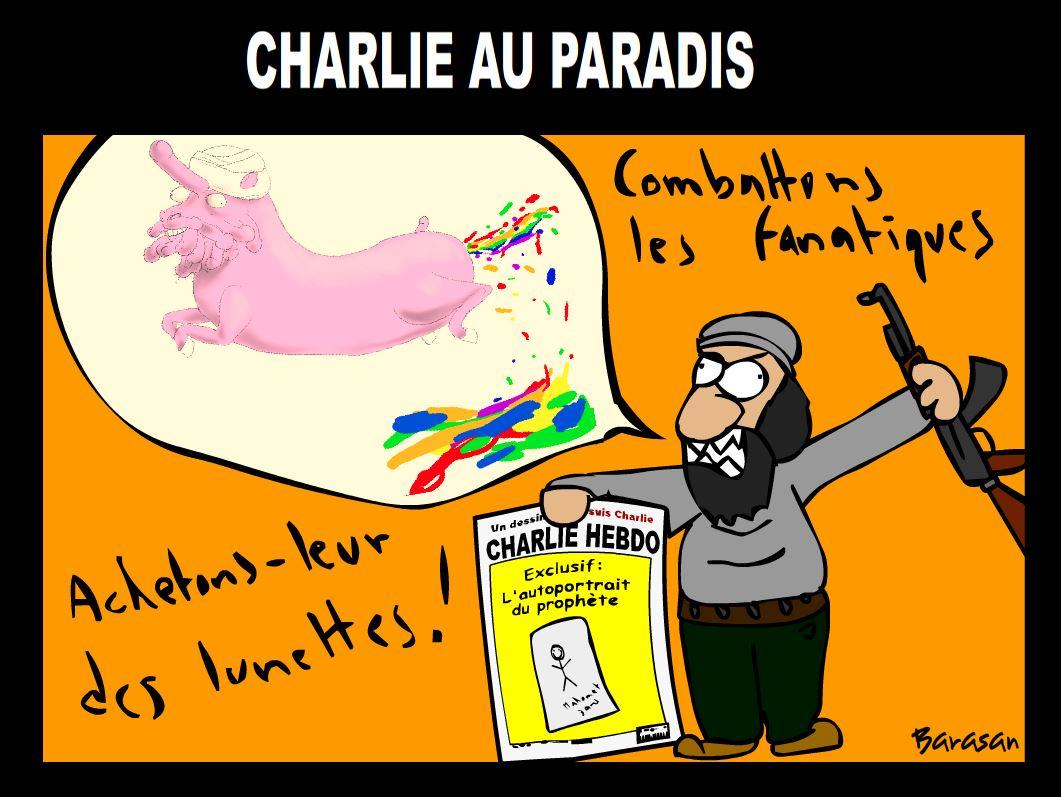 Charlie au Paradis 2