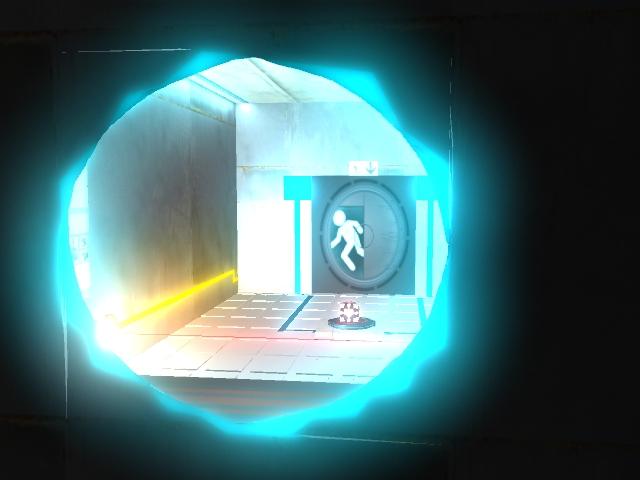 Portal Level 27-3