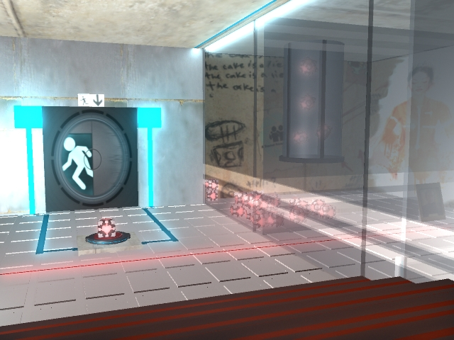 Portal Level 27-5