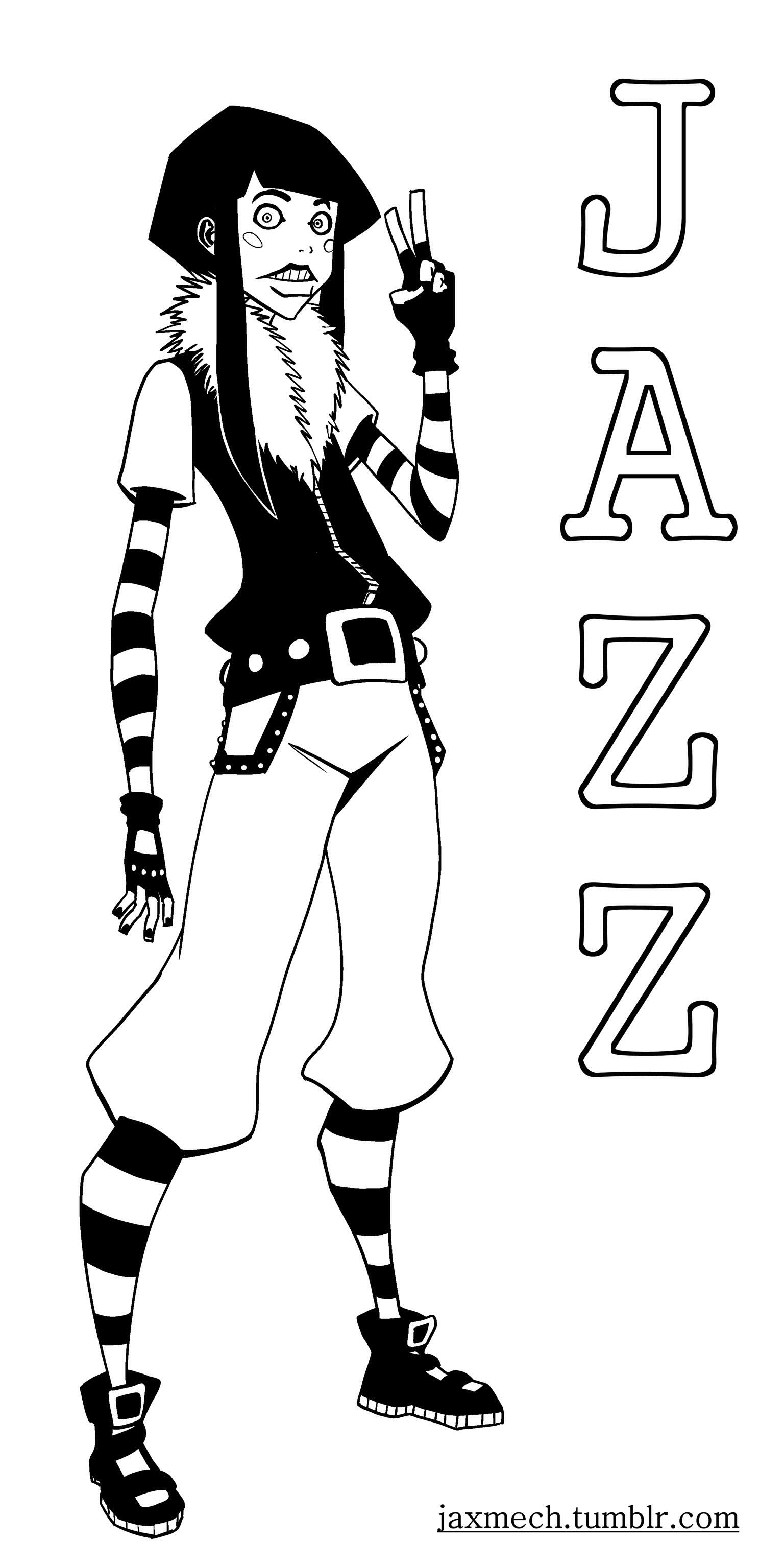 Character # 1