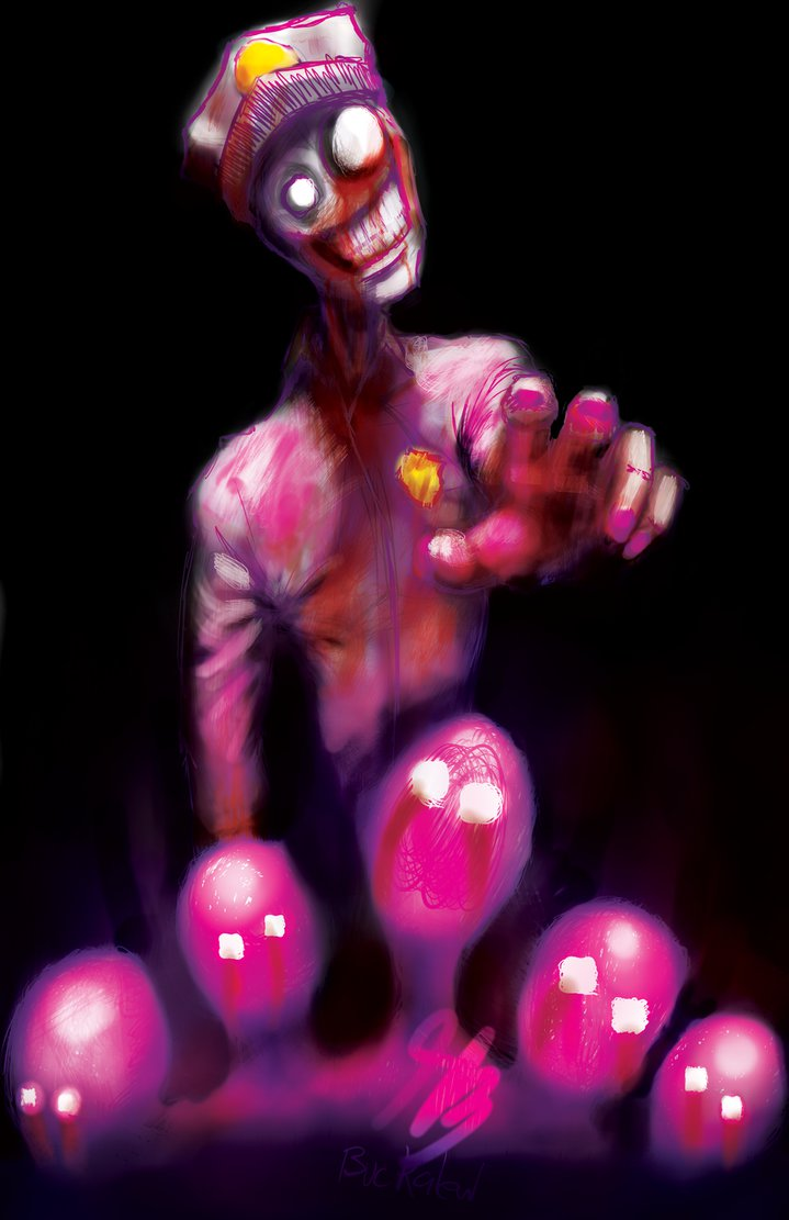 FNAF2: You Can't