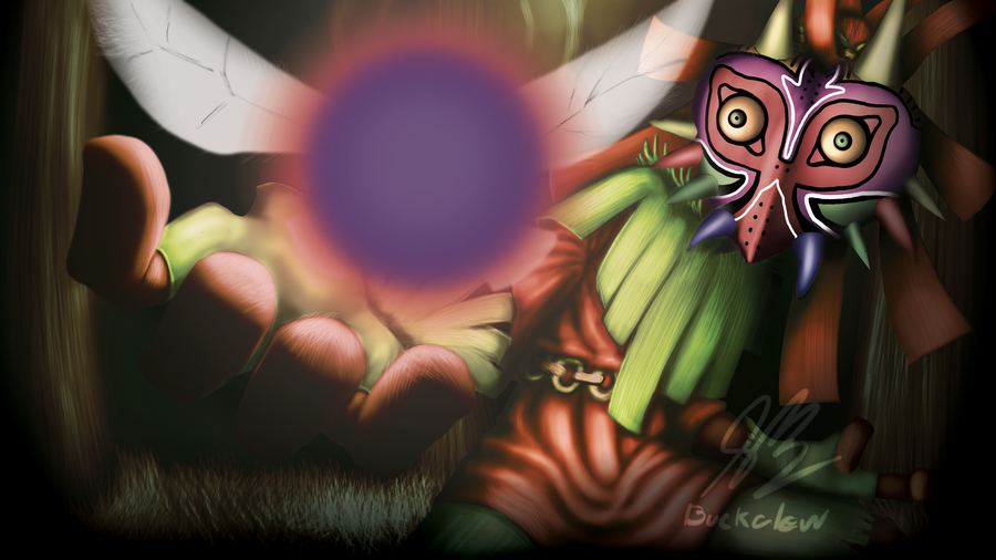 Majora's Mask: Skull Kid
