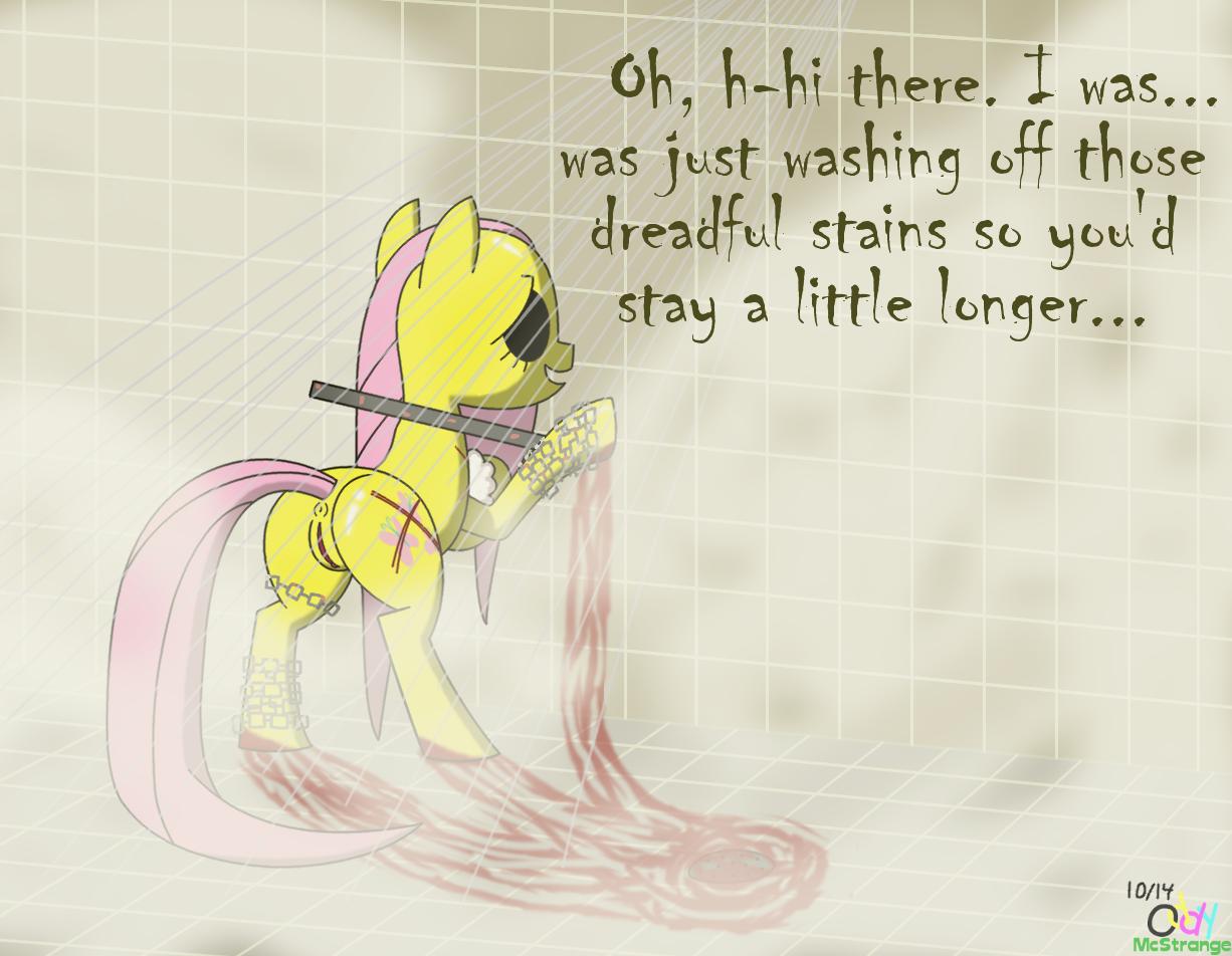 AmnesiaShy In The Shower (NSFW)