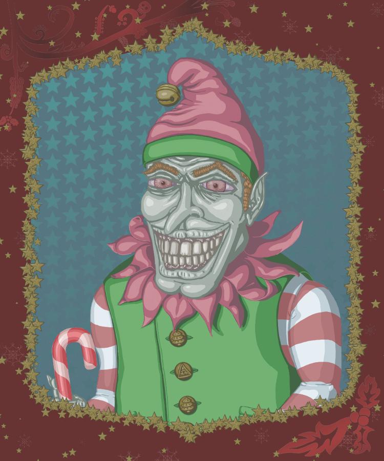 Elf - Illuminatimas Collab