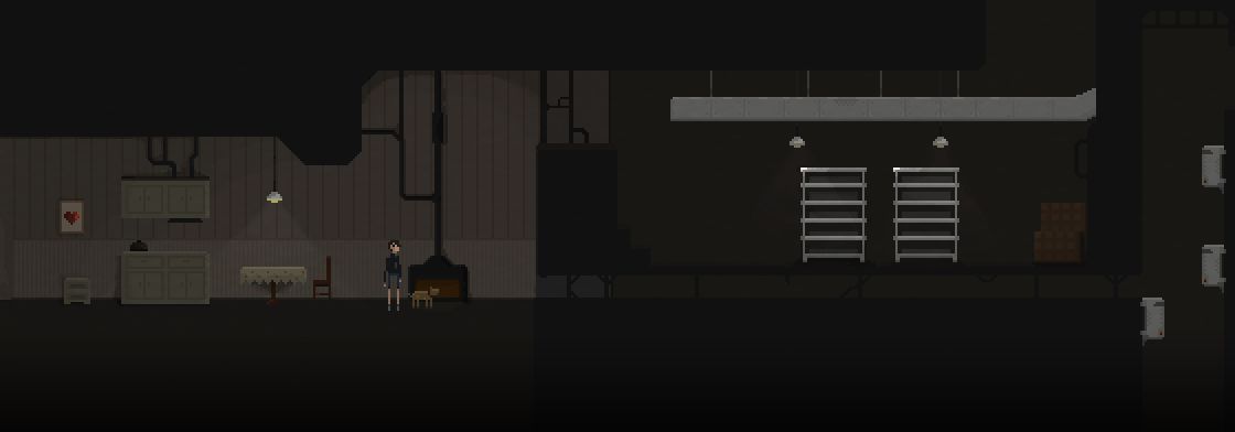 Dark Apartments