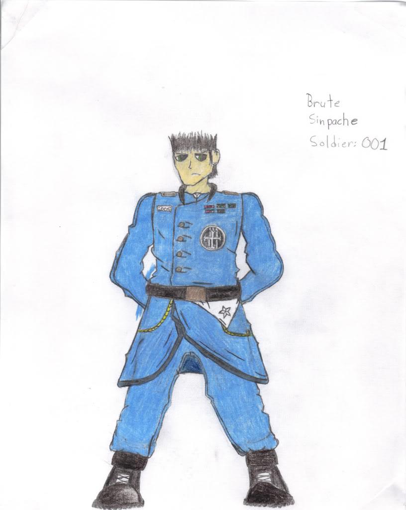 001: Brute Sinpache