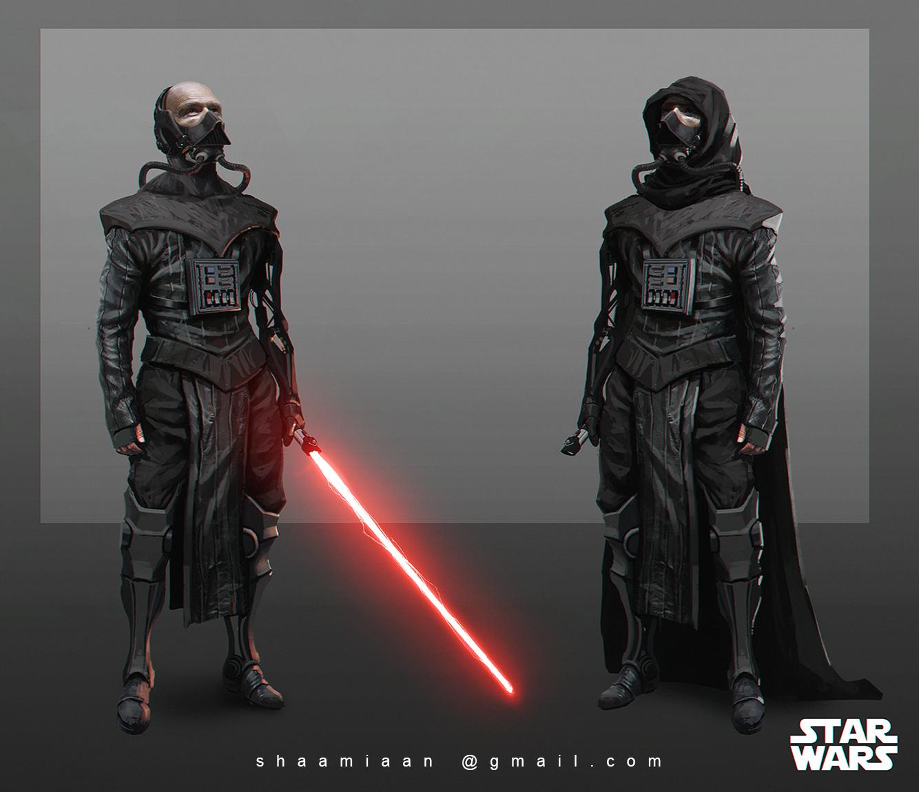 Vader Redesign