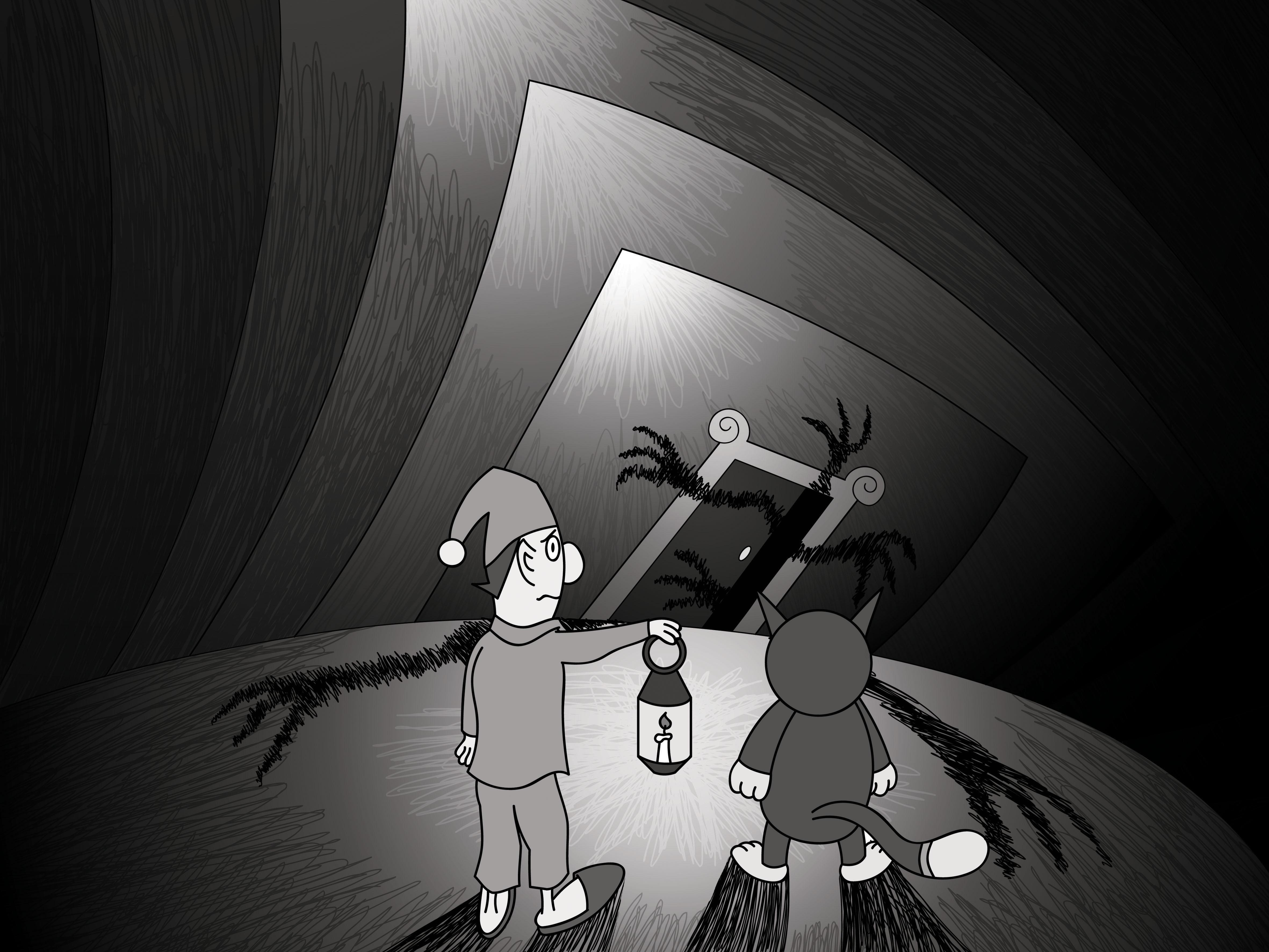 the basement part 1