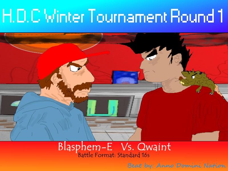 HDC: Blasphem-E v Qwaint