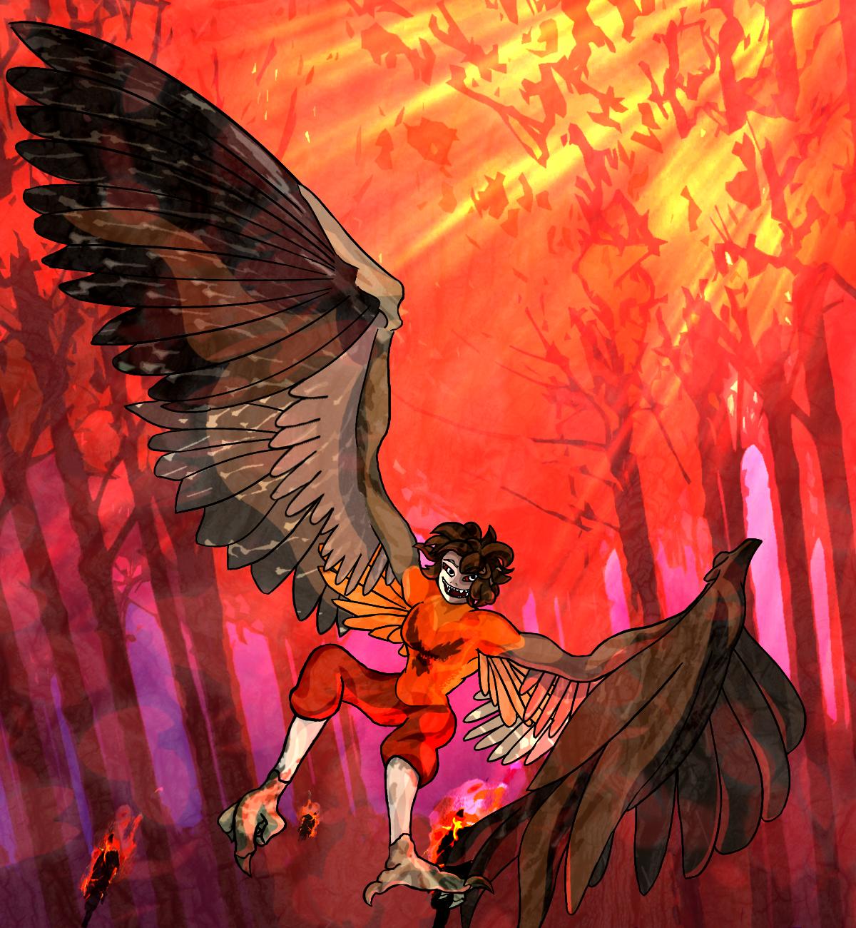 Flying Vokel