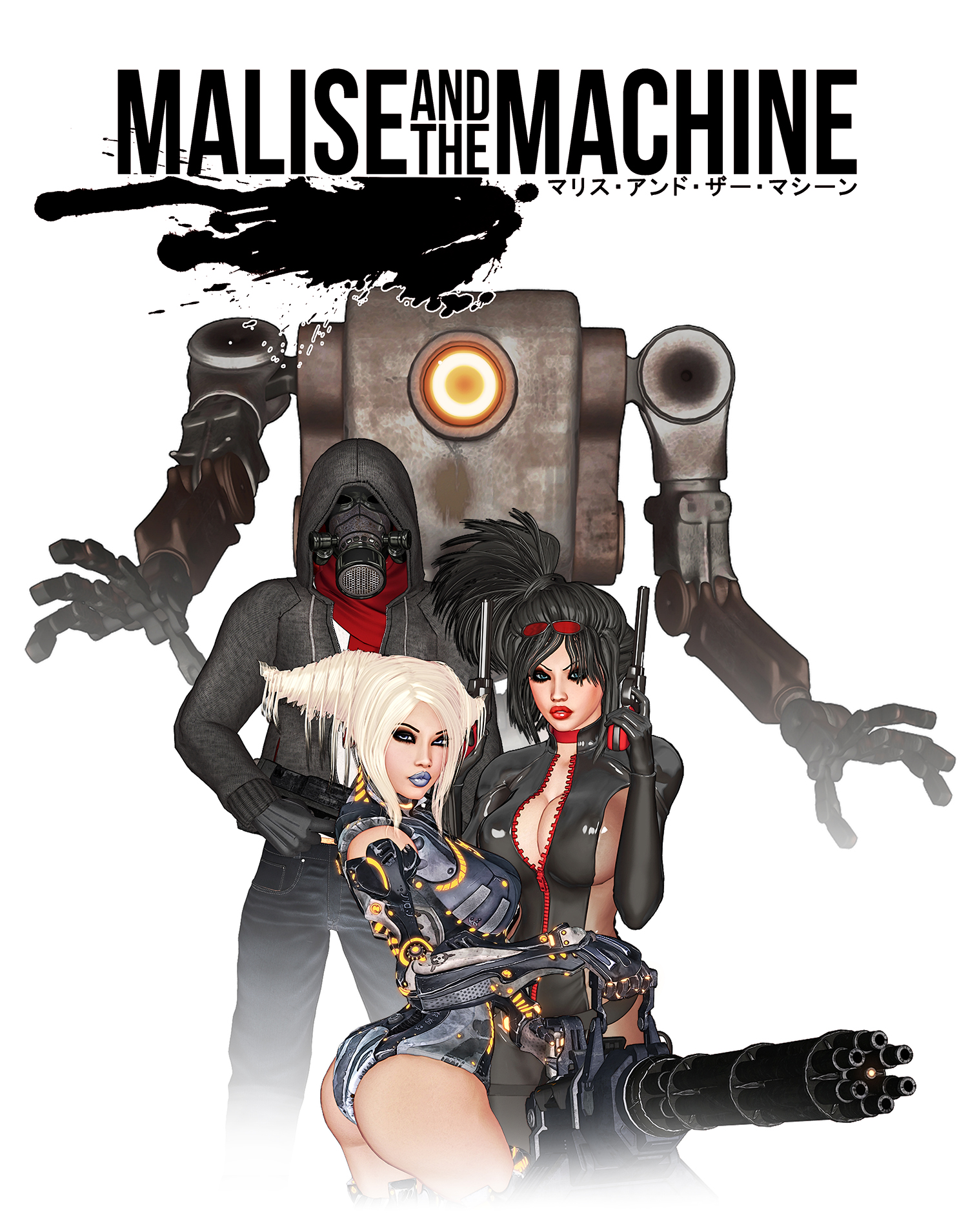 Malise and the machine torrent